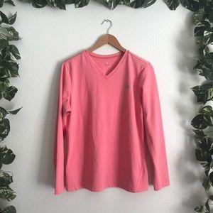 🆕Adidas Athletic Long Sleeve Pink